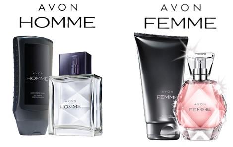 Avon Femme Homme