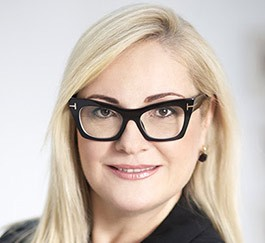 Єлизавета Коробченко - генеральний директор Ейвон Украина