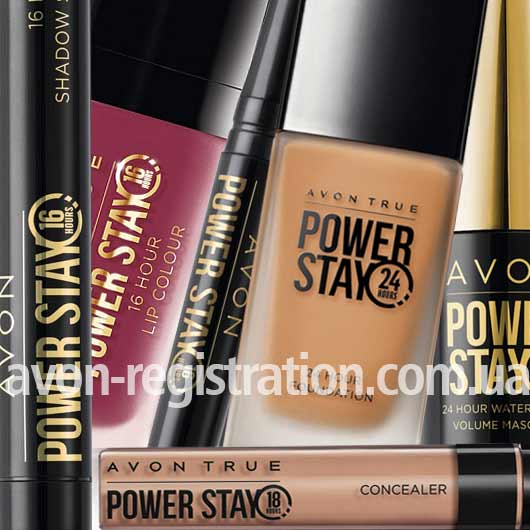 Power Stay avon