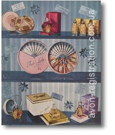 Рождественский каталог AVON