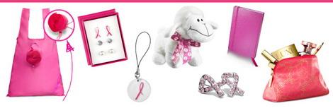 Продукты Розовая лента от Эйвон