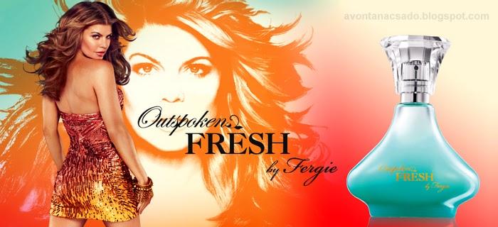 Новый аромат Эйвон - Outspoken Fresh Fergie