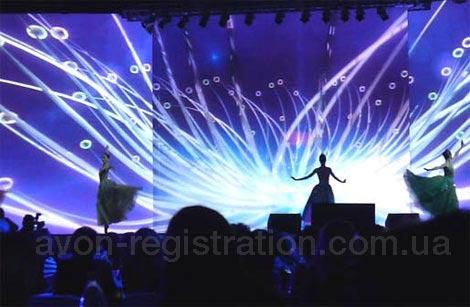 Эйвон Украина - шоу-программа, гала-концерт