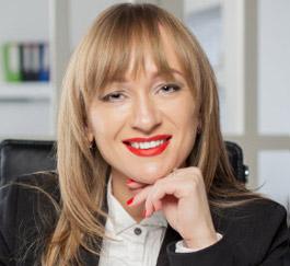 Лилия Стрикица - директор по продажам Эйвон Украина