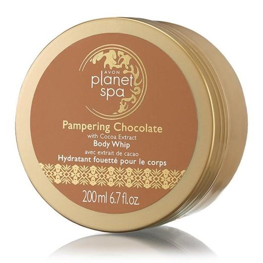 Planet Spa Pampering Chocolate Body Whip Средство по уходу за телом с экстрактом какао
