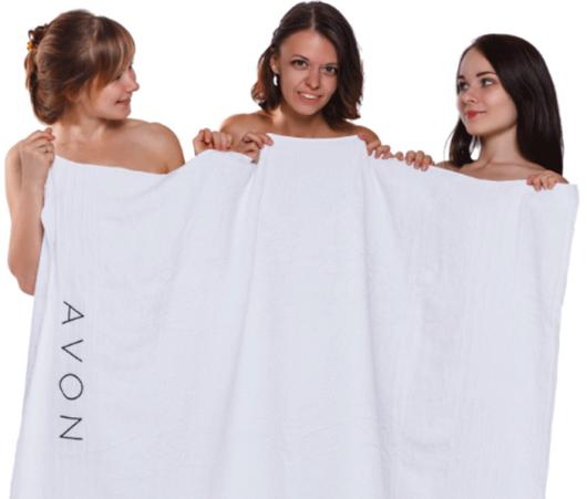 Банное полотенце Эйвон