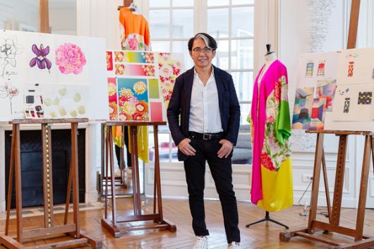 Michele Van Dien, Avon по вдохновенному сотрудничеству между модой и ароматом