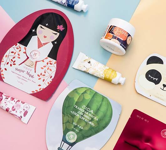 Компания Avon запустила новую коллекцию корейской косметики K-beauty.