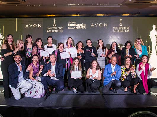12-я ежегодная премия Avon Foundation Women Solidarity Awards