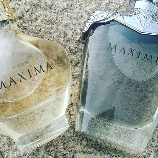 Avon Maxima EdP и Maxime EdT