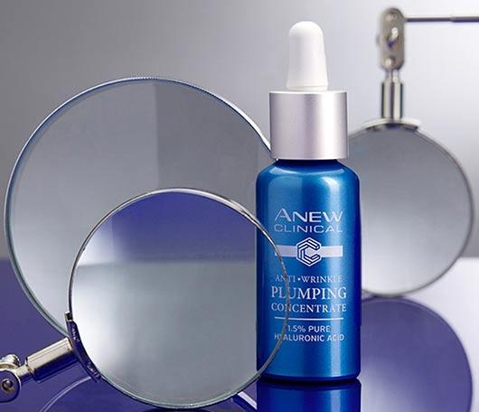 Avon представляет новую тримолекулярную сыворотку ANEW против морщин